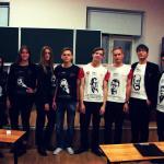 Философский бой старшеклассников Санкт-Петербурге
