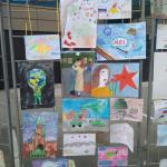 "конкурсе детского рисунка ""Победа глазами детей"""