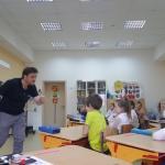 Уроки с носителем языка Тайлером Мортсоном