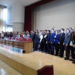 Ученики и учителя школы приняли участие в VII Екатеринбургская международная модель ООН