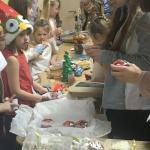 Новогодняя Ярмарка в школе!!!