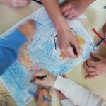"""Мастерская """"English map""""."""