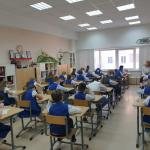 Устный зачёт №1  по окружающему миру у выпускников начальной школы,  в 4-х классах
