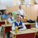 """1 Сентября в Школе """"7 ключей"""""""