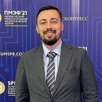 Учитель школы принял участие в Петербургском международном экономическом форуме