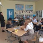 Проекты в 7 классах, неделя вторая